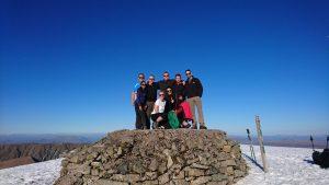 ben nevis scotland summit