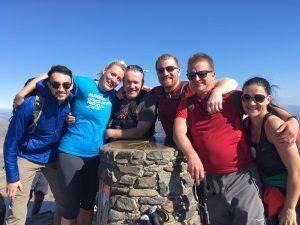 snowdon snowdonia wales summit